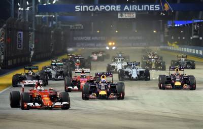 Singapur Grand Prix: Sign up your drivers for fifth race of FECL!