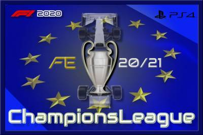 FE ChampionsLeague on F1 2020 coming for the Season 5 this October.
