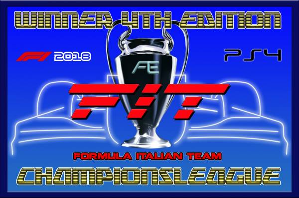 FE ChampionsLeague 2019 on F1 2018 coming for the fourth edition in May.