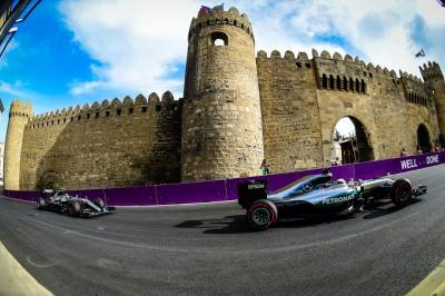 FORMULA 1 AZERBAIJAN GRAND PRIX: Sign up your drivers for the first race of FECL 2017!