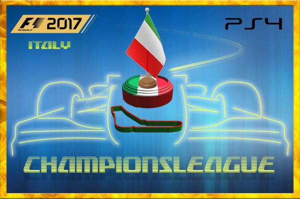 ITALIAN GRAND PRIX: Sign up your drivers for the first race of FECL Finals 2018!