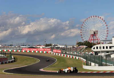 Japan Grand Prix: Sign up your drivers for second race of FECL!